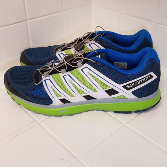 Salomon Running Shoes USA | Salomon X scream 3d Gtx® Blue Mens
